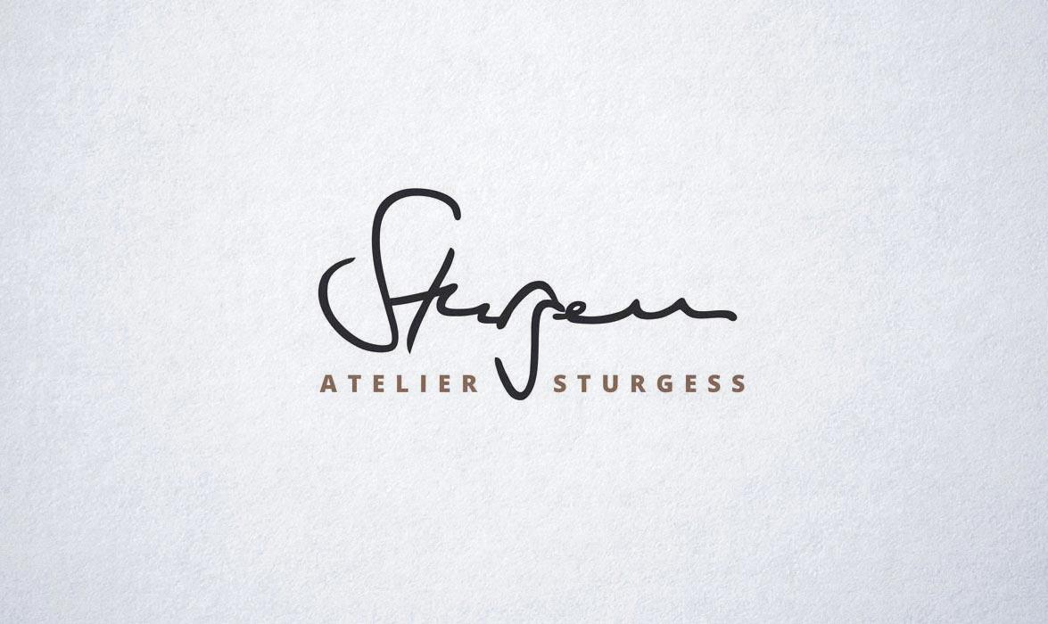 Atelier Sturgess Corporate Identity